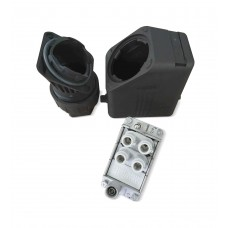 Connector for power cable 380V