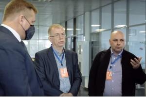 "Opportunities for joint work of Ryazan enterprises with the technopark ""ALATAU IT"" (Kazakhstan)."