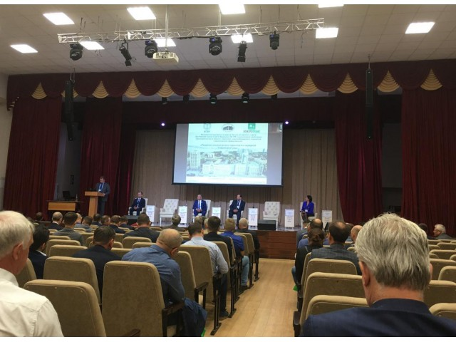 """A visiting session """"Development of electric transport and charging infrastructure"""" was held in Kazan"""