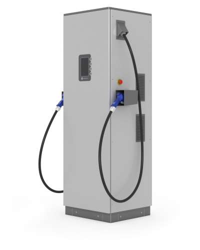 50 kw Fast Charging Station